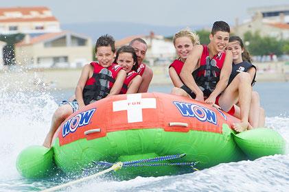 Réductions jeux de plage St Cyprien, Argeles, Barcares