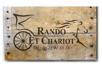Rando et Chariot partenaire Loisirs 66