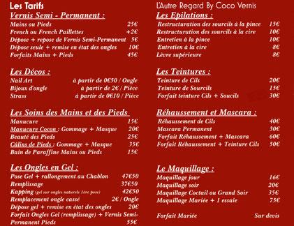 réduction Coco Vernis Perpignan Loisirs 66