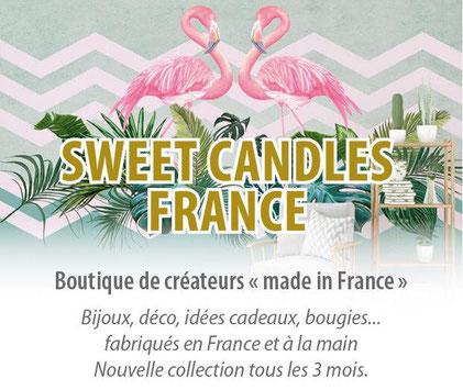 Sweetcandles partenaire Loisirs 66