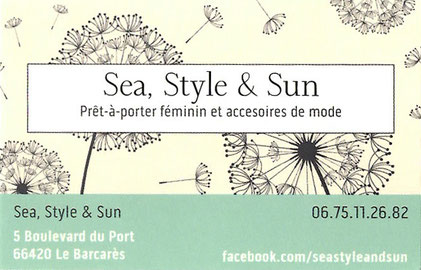 Réduction Sea, Style and Sun Loisirs 66 Le Barcares
