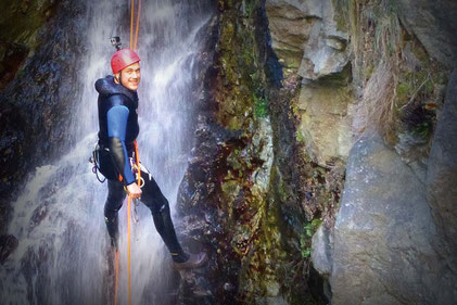 Canyoning réduction Loisirs 66