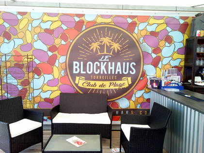 Le Blockhaus Torreilles partenaire Loisirs 66