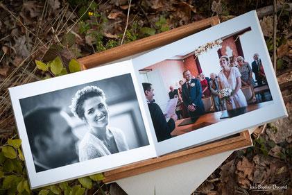 livre mariage qualité photo