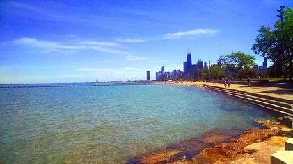 Chicago- Lake Michigan - Summer