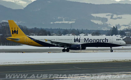 Monarch Airlines   1967 - 2017