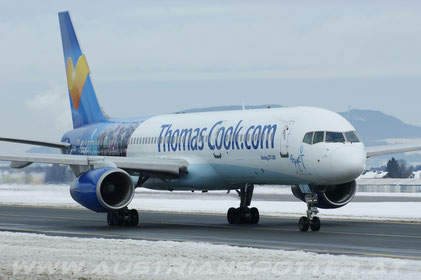 Thomas Cook Airlines 1999 - 2019