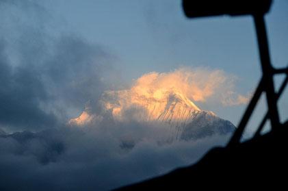 Ich glaube, das hier ist der Annapurna