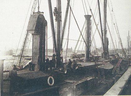 Hafenarbeiter Fotograf Johann Hamann