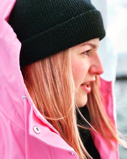 Farbenfrohe Verabschiedung vom Winter...