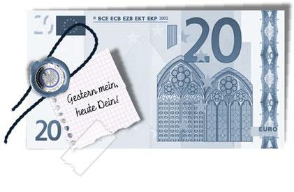 Euro mit Siegel