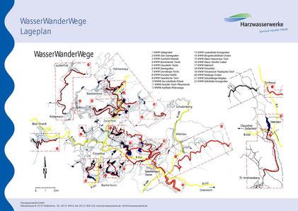 Wasserwanderwege im Harz - Quelle: https://www.ohwr.de/unesco-weltkulturerbe/highlights-besichtigung/wasserwanderwege.html