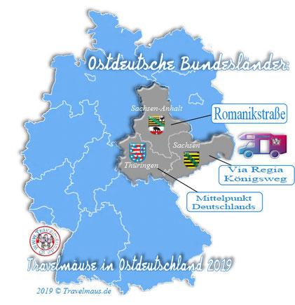 ... unsere Pläne wachsen! Wir bereiten Ostdeutschland vor. Umsetzung jedoch frühestens im Herbst 2019.