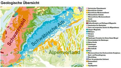 QUELLE. www.geopark-alb.de/de/geopark-wissen/geologie/