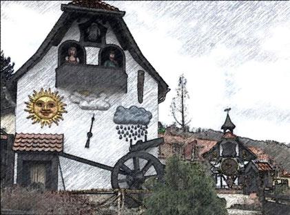 Harzer Uhrenmuseum in Gernrode