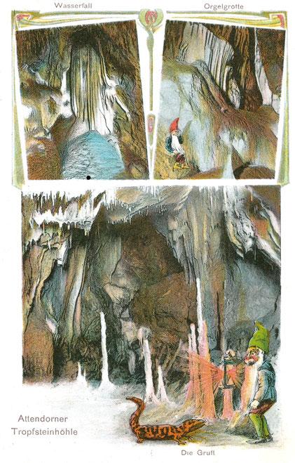 Attahöhle im Sauerland