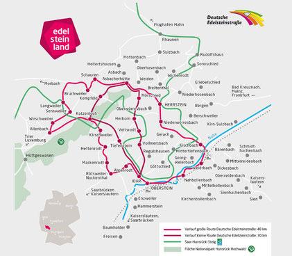 Hunsrück-Edelsteinstraße (Quelle: www.edelsteinland.de)