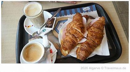 ... unser zweites Frühstück
