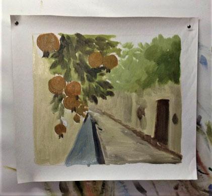 Peinture-huile-etape-par-etape-finalisation