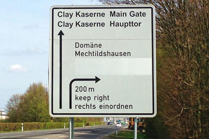 Clay Kaserne Wiesbaden