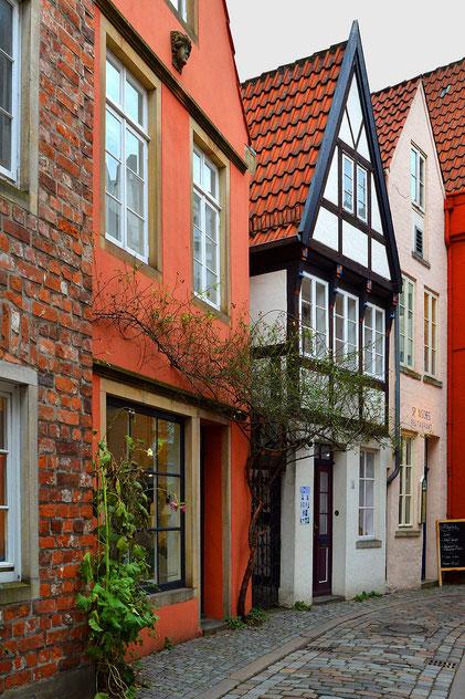 Der Schnoor in Bremen 16