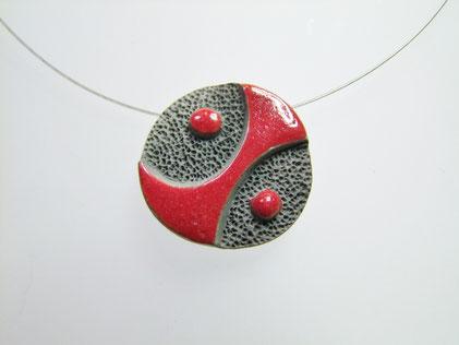 perle originale en céramique