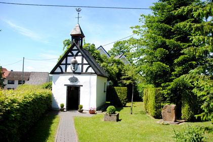 Kapelle Sankt Sebastian