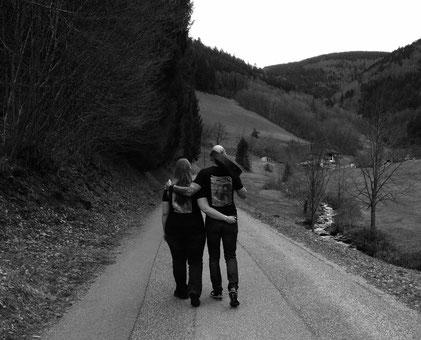 Gemeinsam Eins - Tanja und Joachim Raufer