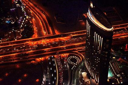 Dubai aus luftiger Höhe (Foto: Norbert Schlenk)