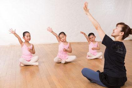 キッズ 幼児 バレエ ダンス