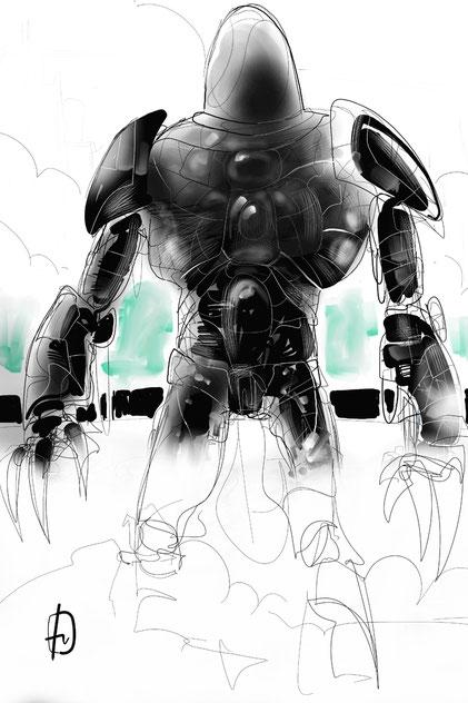 Robot, a study
