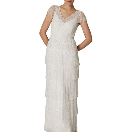 Phase Eight Nyelle Layered Bridal Dress