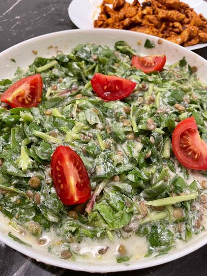 Portulak Salat Rezept