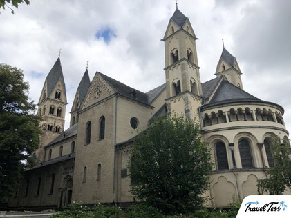 Sint Kastor Basiliek Koblenz