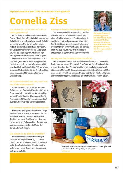 EWE TRENDBOOK 2014, PR ROTFUX