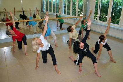 Rückentraining, Körperhaltung, Gruppenfitness, Limmattal