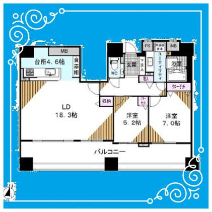 シティハウス札幌北11条802号室-CITY HOUSE SAPPORO KITA11JYO-802