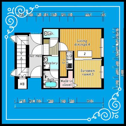 グレースガーデンN30-202号室-GraceGardenN30-202