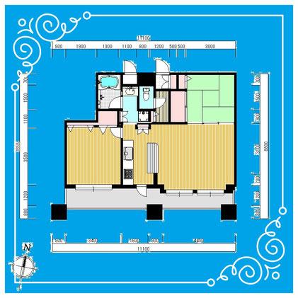 ラ・クラッセ札幌ステーションタワー1002号室