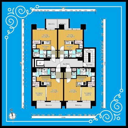 〒001-0010 北海道札幌市北区北10条西1丁目7-2スペチアーレ札幌-SpecialeSapporo