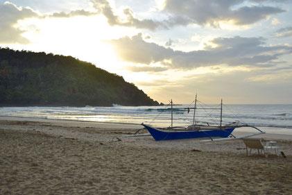 2 Weeks Itinerary Palawan - Nagtabon Beach
