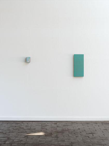 Andreas Keil, Malerei - Zeichnung, zusammen mit David Semper, Ausstellung, Verein für aktuelle Kunst, VfaK, Oberhausen, 2019
