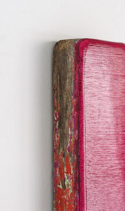 Andreas Keil, Malerei, O.T., 2018, Öl auf  Holz, Köln
