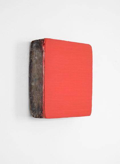 Andreas Keil, Malerei, IN.CH., 2021, Öl auf  Holz, Köln