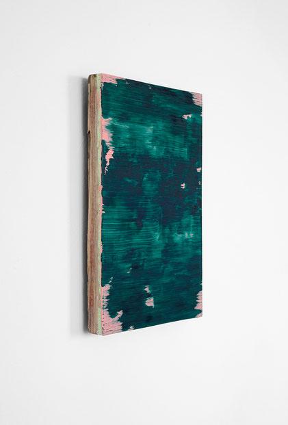 Andreas Keil, Malerei, NM3, 2020, Öl auf  Holz, Köln
