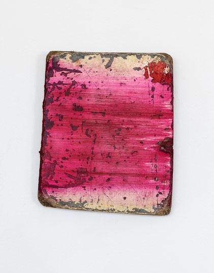 Andreas Keil, Malerei, O.T., 2019, Öl auf  Holz, Köln