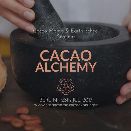 money energy exchange spirituality cacao mama earth school training berlin