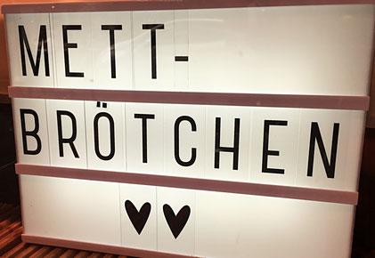 Kölns bestes Mattbrötchen gibt es in der Fleischerei Eckart!