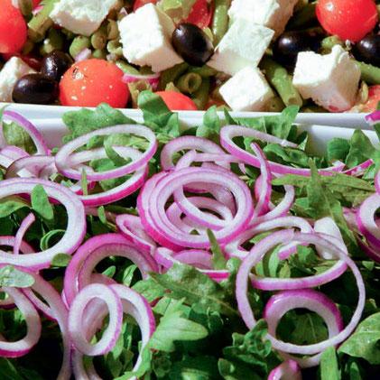Fleischerei Eckart - alle Salate aus eigener Herstellung