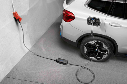 BMW Flexible Fast Charger